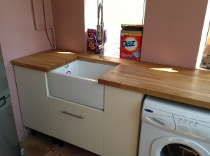 Jackson Carpentry Utility Room Renovation