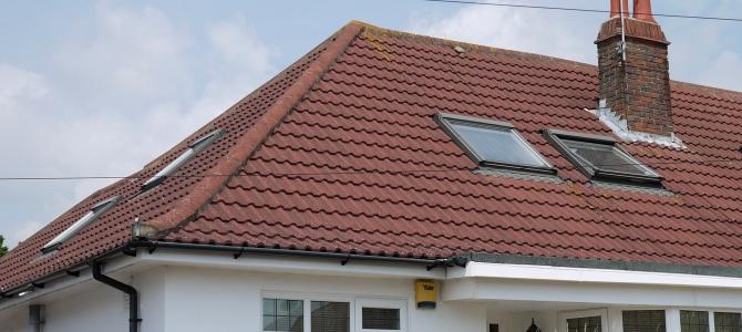 Jackson Lofts example hip roof