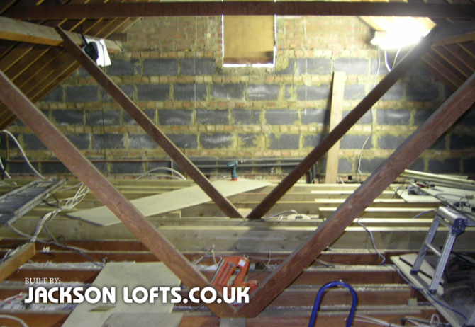 Before And After Loft Conversion By Jackson Loft