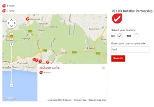 Velux Installer Jackson Lofts Brighton 4 Star