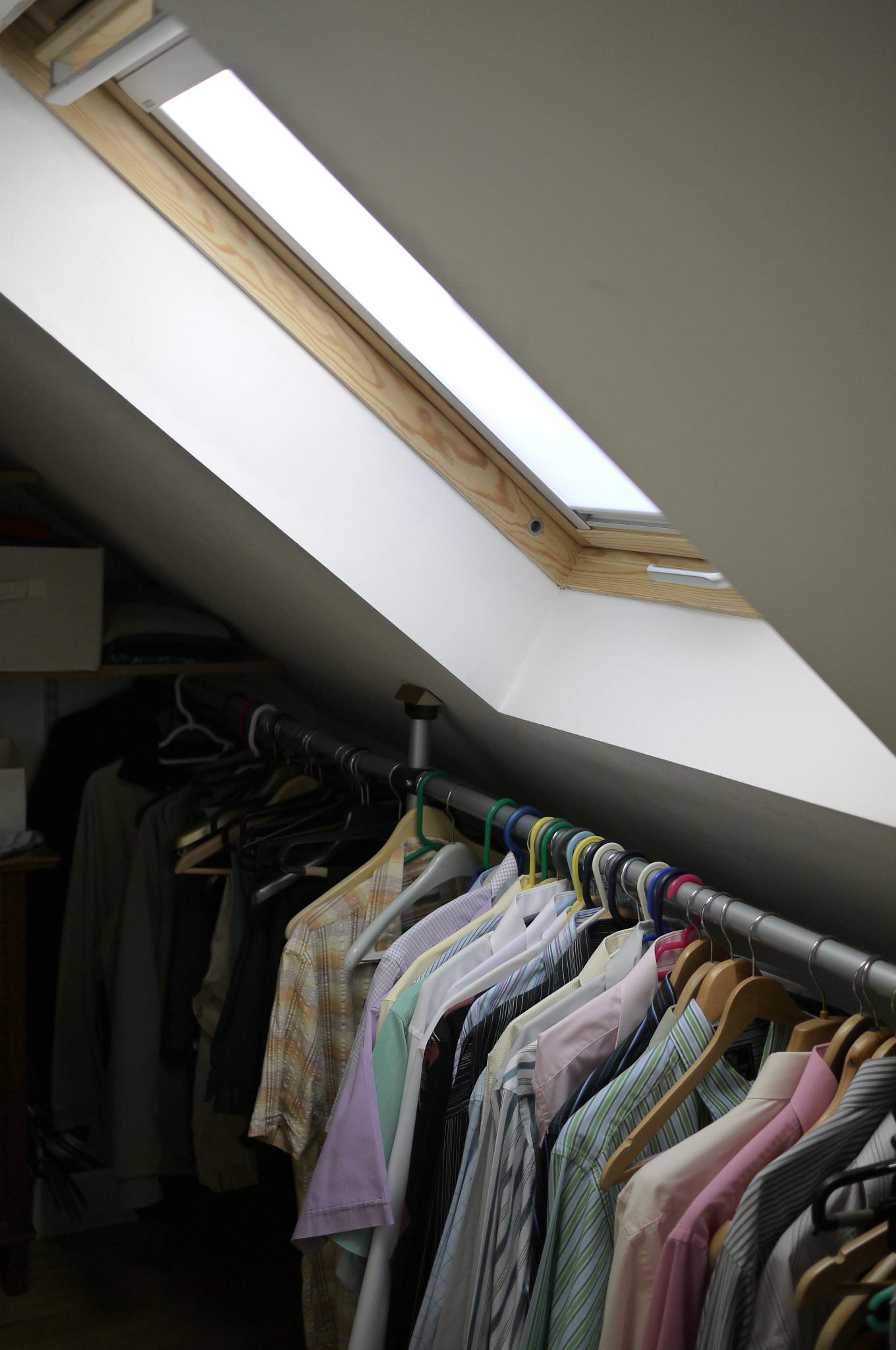 Walk In Wardrobes In Your Loft Conversion
