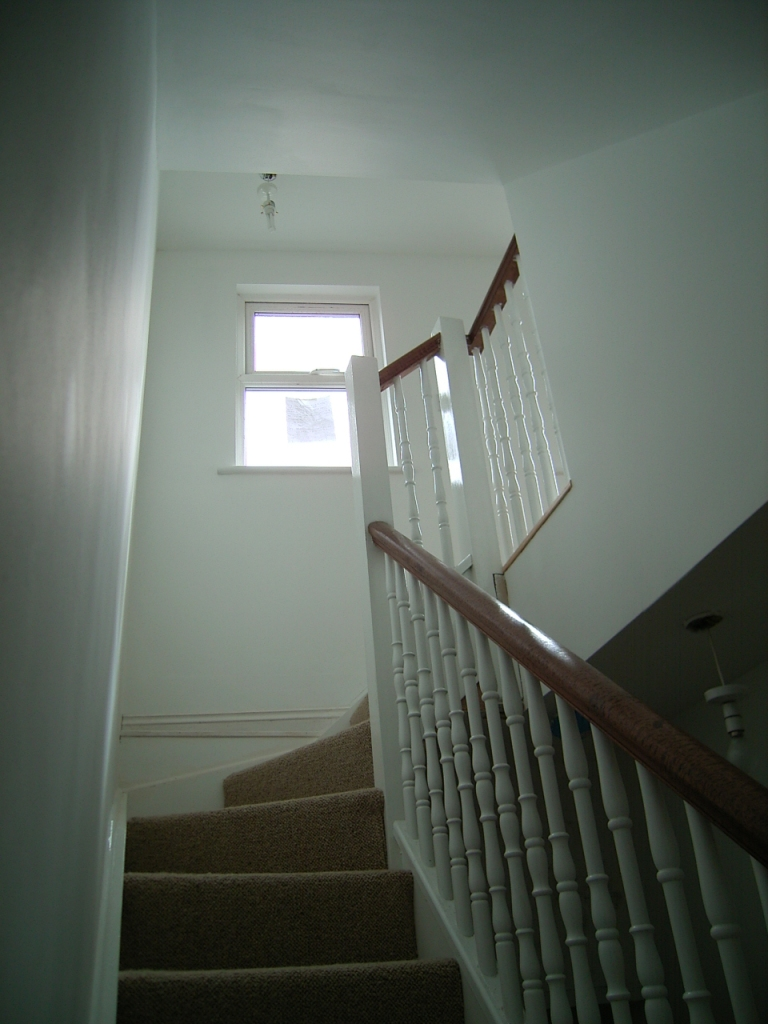 Natural light on your stair case with Jackson Lofts