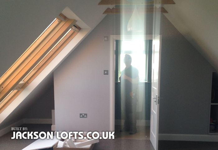 Who is a loft converter? Richard Jackson, Jackson Loft Conversions, Brighton UK