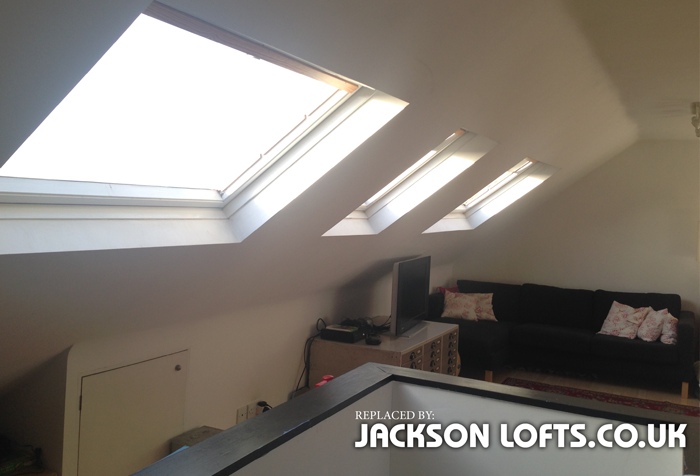 jackson loft replacement velux windows