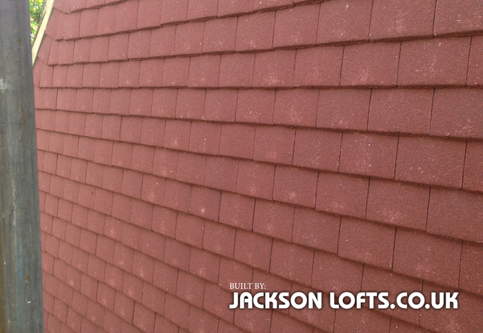 Dormer hung tiles on your loft conversion, Jackson Loft Conversions, Brighton