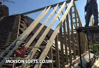 Hove loft conversion by Jackson Lofts