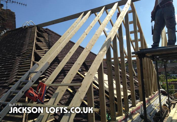 Hove loft conversion by Jackson Lofts