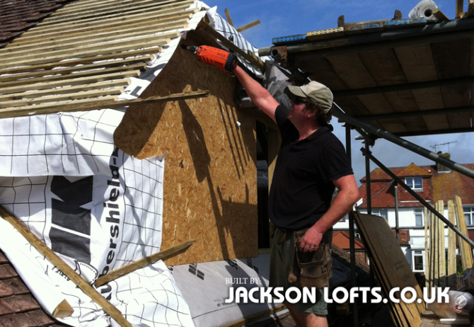 Richard Jackson, Jacksons Loft Conversion and Carpenter Brighton