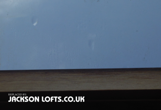 Velux roof window replacement by Jackson Lofts, Brighton, Sussex