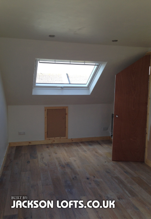 Built by Richard Jackson, Jackson Loft Conversions and Carpentry, Brighton, Sussex