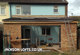 Jacksons Loft Conversion and Carpenter Brighton