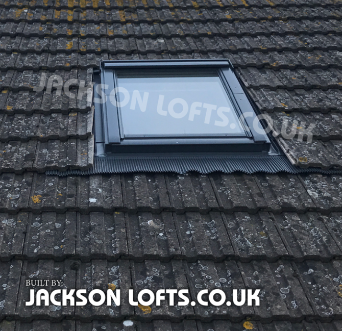 Richard, Jackson Loft Conversions, fitted a new Velux window for me says Anna in Brighton