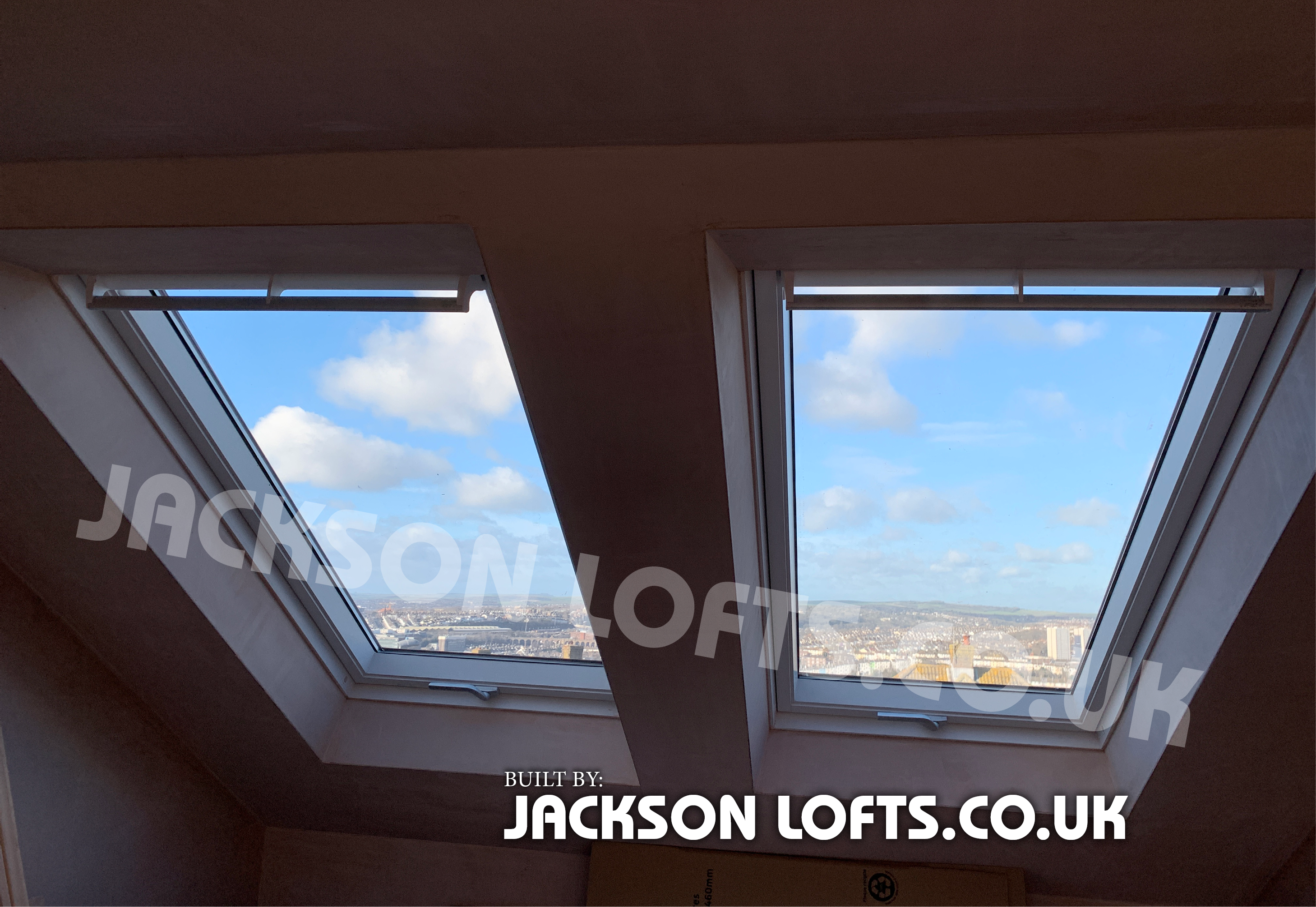 Velux roof window fitter Richard  Jackson Loft Conversion Brighton