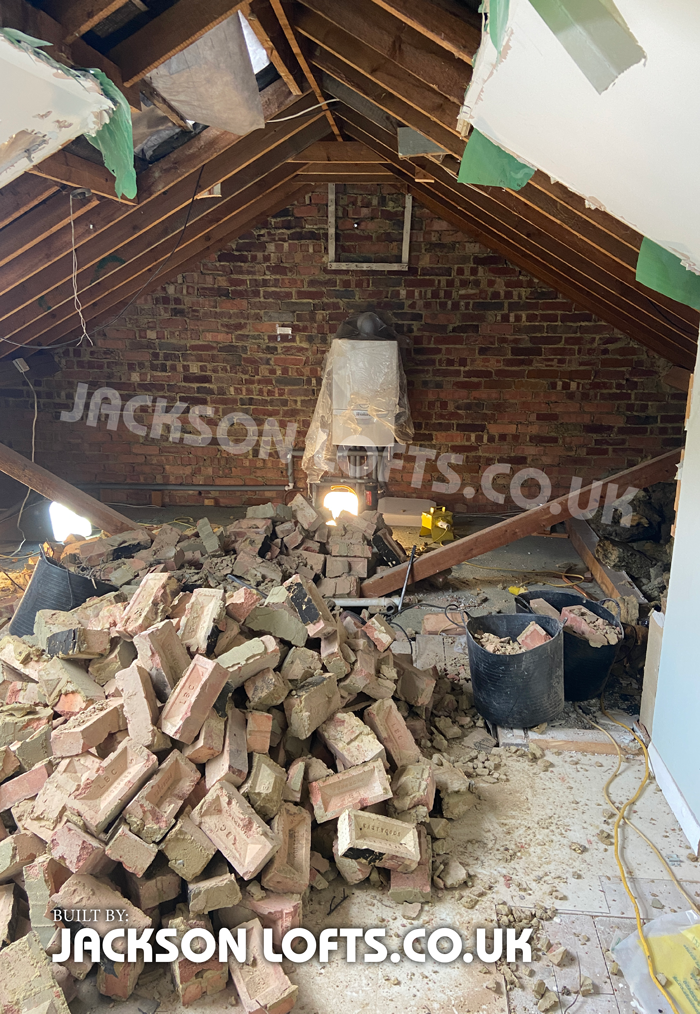 Richard Jackson, Jackson Loft Conversion, Brighton